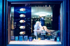 Abby Weisgard: Window Display for Egmont Media Corp.